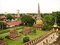 Wat Yai Chai Mongkhon Ayutthaya Thailand 10.jpg