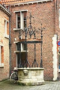 Waterput - Sint-Jacobsstraat - Brugge - 200772.JPG