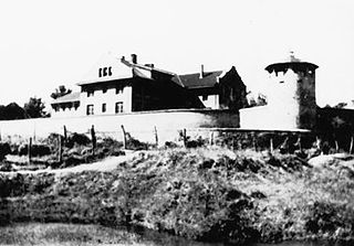 Weixian Internment Camp