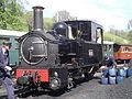 Welshpool and Llanfair Light Railway No. 1 The Earl.JPG