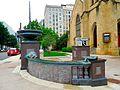 West Washington Ave Fountain 1 - panoramio.jpg