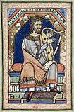 Westminster Psalter David