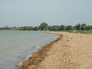 Weston, Southampton - Weston Shore
