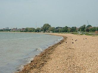 Weston, Southampton - Weston Shore