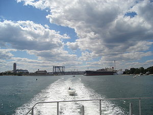 Fore River (Massachusetts) - Weymouth Fore River