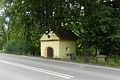 Wiśniowa - Cmentarz nr 374 - Kaplica.jpg