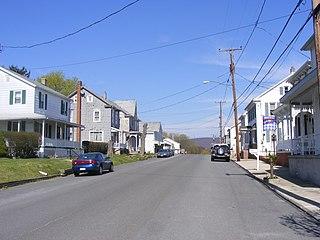 Porter Township, Schuylkill County, Pennsylvania Township in Pennsylvania, United States
