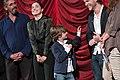 Wien-Premiere Die beste aller Welten 17 Günter Goiginger Verena Altenberger Jeremy Miliker Adrian Goiginger.jpg