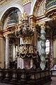 Wien - Jesuitenkirche, Kanzel.JPG