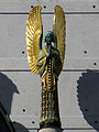 Wien - Steinhof - Engel auf der Otto-Wagner-Kirche.jpg