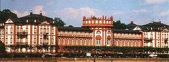 Biebrich (Wiesbaden) - Biebrich Palace