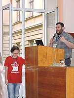 WikiConference 2015 Lviv by Kharkivian 31.jpg