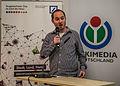 Wikidata Birthday Talk Maarten Dammers.jpg