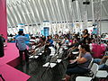 Wikimedia Spain in Campus Party 2011 in Spain -46.jpg
