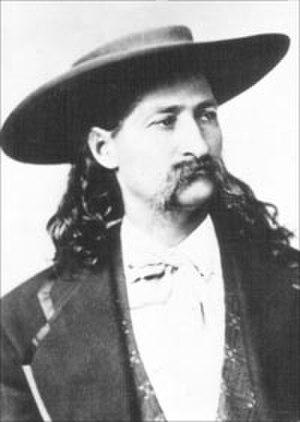 """John Wesley Hardin - J.B. """"Wild Bill"""" Hickok"""