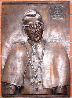 Wilhelm Kempf (bishop) German priest, bishop of Limburg