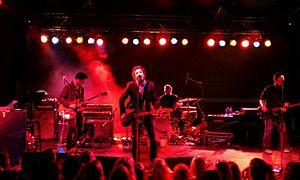 Will Hoge - Hoge in concert, September 25, 2010 in Nashville