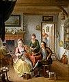 Willem Joseph Laquy - Het wafelhuis - 4116 - Rijksmuseum Twenthe.jpg