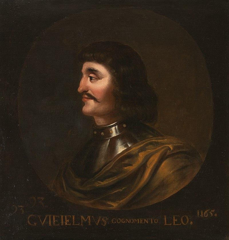 Вильгельм I Шотландский (Холируд) .jpg