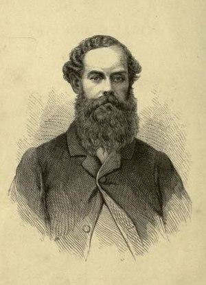 William John Charles Möens - William John Charles Möens, 1866 engraving