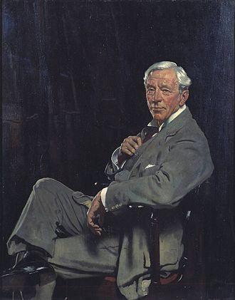 William Orpen - Sir William McCormick.jpg