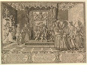 William Rogers (engraver) - Image: William Rogers Family of Henry VIII