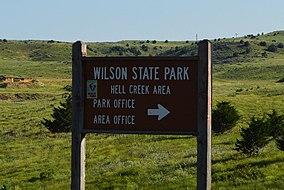 Wilson State Park sign.jpg