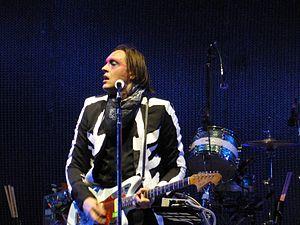 Win Butler - Win Butler performing live in 2014