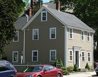 Sharon House (Winchester, Massachusetts) building in Massachusetts, United States