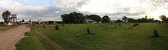 La Pampa Province - Landscape near Winifreda, La Pampa.