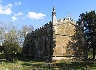 Withcote - Withcote chapel