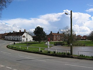Wold Newton, East Riding of Yorkshire village and civil parish in East Riding of Yorkshire, UK