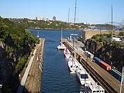 Woolwich Docks