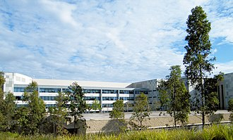 Woolworths Group (Australia) - Woolworths Limited headquarters in the Norwest Business Park