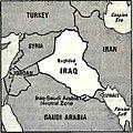 World Factbook (1982) Iraq.jpg