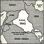 World Factbook (1982) Iraq.jpg