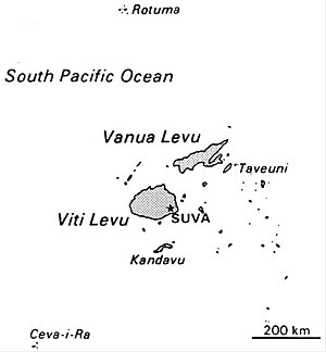 The World Factbook (1990)/Fiji - Wikisource, the free online