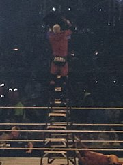 WrestleMania 23 - Mr Kennedy MITB