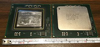 Xeon - Xeon Beckton (with and without the heat spreader)