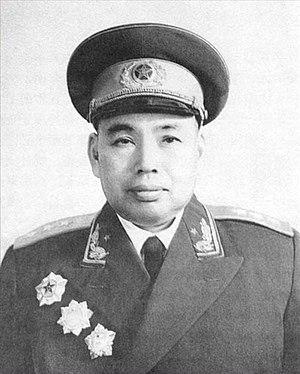 Nanjing Military Region - General Xu Shiyou