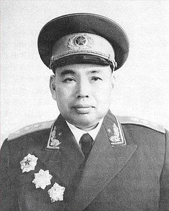Guangzhou Military Region - Xu Shiyou