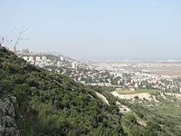 Yagur – Nesher, the Green Path – Mount Carmel 081.JPG
