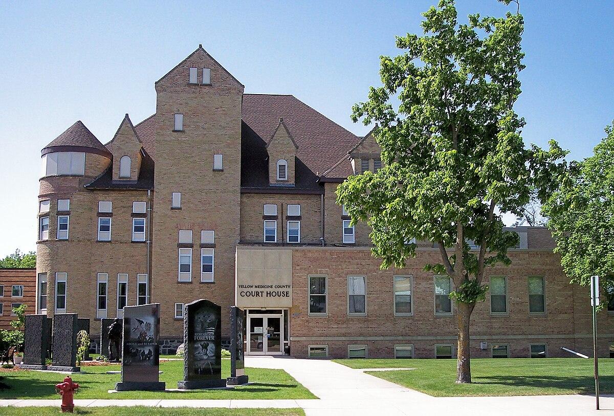 Yellow Medicine County, Minnesota - Wikipedia