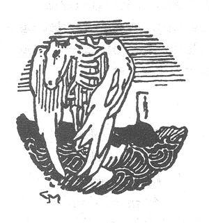 Jorund - Illustration by Gerhard Munthe (1899)