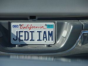 Yoda's Pickup Truck