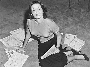 Miss America 1951 - Image: Yolande Betbeze NYWTS