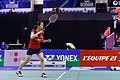 Yonex IFB 2013 - Quarterfinal - Sudket Prapakamol - Saralee Thungthongkam vs Kenichi Hayakawa - Misaki Matsutomo 22.jpg