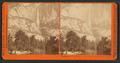Yosemite Falls, View from Camp Grove, by Watkins, Carleton E., 1829-1916.png