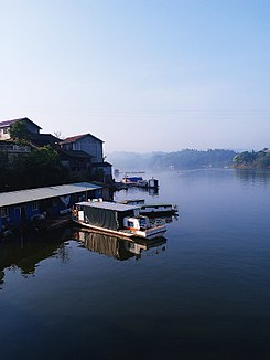 Yuan River in Yuanling County of Huaihua, Hunan, picture12.jpg