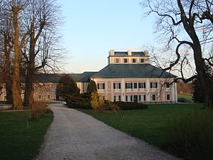 Ratibořice - Ratibořice Château